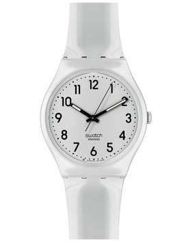 Reloj Blanco Unisex Moda 2018 Gruponatic San Miguel