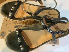 Sandalia  ultima moda