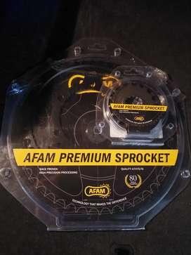 Vendo Sprocket yamaha mt 09 r6
