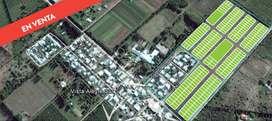 Terreno en Vista Alegre sur y Norte