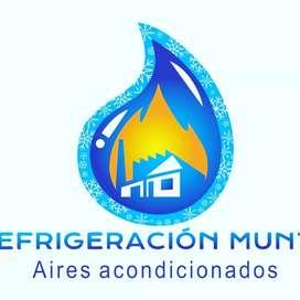 Instalacion Y Reparacion de Aires Acondi