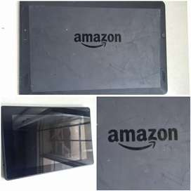 Tablet amazon para repuesto pantalla partida