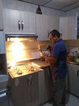 Estufas reparación y mantenimiento cel: 310_4999996