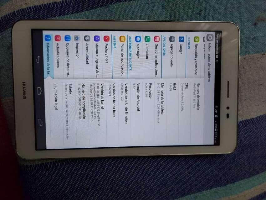 Mediapad t1 8.0 - Huawei 0