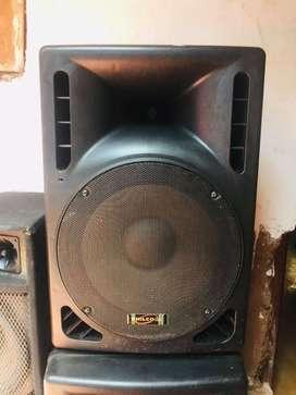 parlantes de sonido