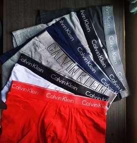 Interiores Calvin Klein, importados. En algodón