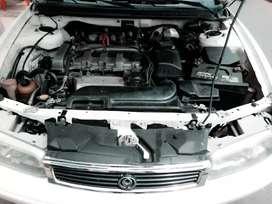 Mazda alegro lindo