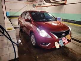 En venta Nissan Versa Advance