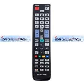 Control Remoto Nuevo Para Smart Tv Sirve Todos Los Samsung