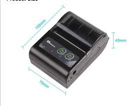 Impresora mini bluetooth  58mm térmica. Domicilio gratis en Bogotá.