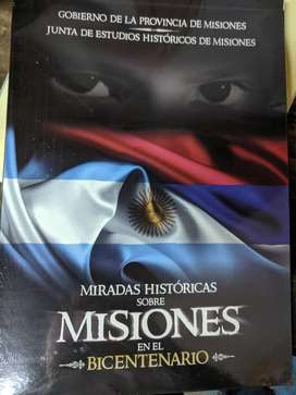 Vendo Libro Miradas Históricas sobre Mis