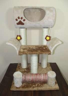 Exclusivo Rascador Arañador Importado para Gatos