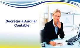busco auxiliar contable con experiencia