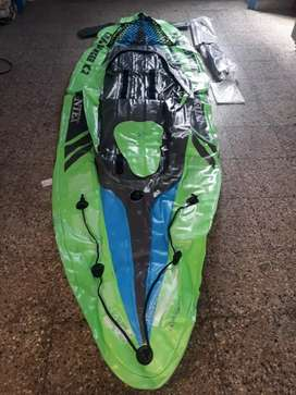 Kayak inflable intex challenger