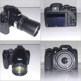 Cámara Nikon Coolpix P530