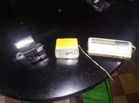 Cámara,  olimpus reloj electrónico americano secador air brush usa