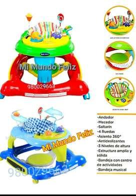 Andador saltarin para Bebe Baby Kits