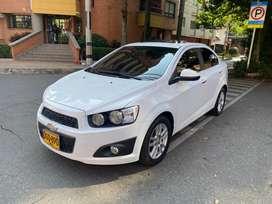 Chevrolet sonic 2015 full equipo