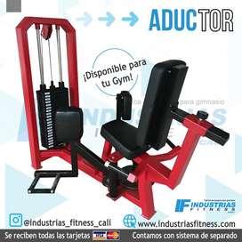 Máquinas y accesorios para gimnasios Industrias Fitness Cali