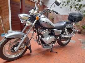 Zanella  patagonia Eagle 250cc
