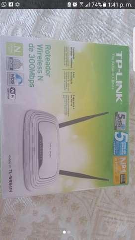 Routeador Wireless N de 300mbps