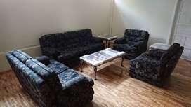 Juego de muebles de sala 4 piezas