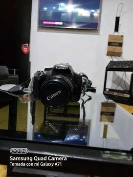 Vendo o permuto cámara