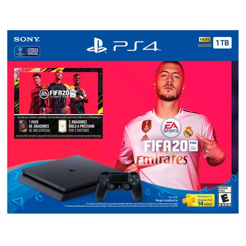 Playstation Slim 4 0