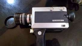 Filmadora Agfa Super 8 Impecable