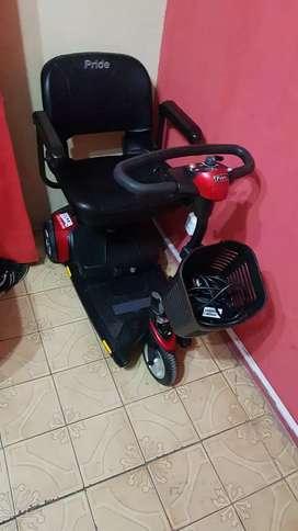 Silla electrica para persona con discapacidad, marca pride go go