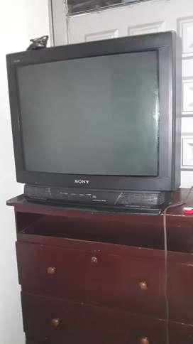 "Mueble gabetero mas televisor 32"""