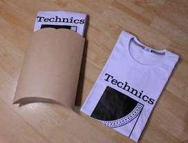 Technics camiseta S M L XL Excelente calidad y acabados Diseños Marantz Sansui Kenwood Pioneer Bose Yamaha Bose