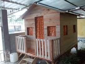 Venta de casita de madera en 450 dolares