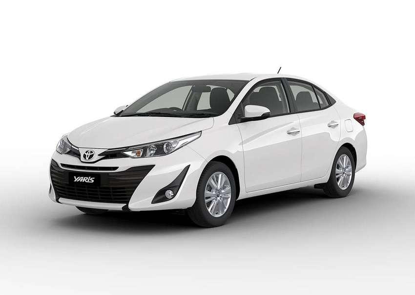 Toyota Yaris Gli 1.3 CVT
