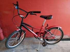 Bicicleta Rodado 20 Excelente
