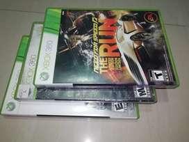 Combo juegos originales de xbox 360