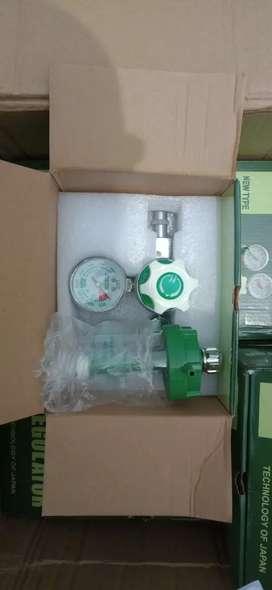 Manometro flujometro canula
