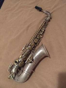 Saxo alto Buescher true tone low pitch 1924