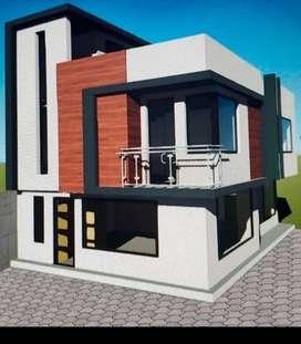Hermoza casa en venta pillaro