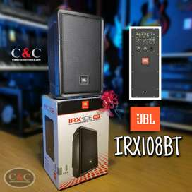 CABINA ACTIVA DE 8 PULGADAS 500W / 124dB BLUETOOTH JBL IRX108BT