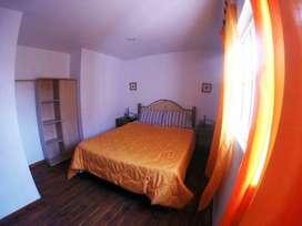 Se alquila habitación amoblada a media cuadra de la Av. Larco