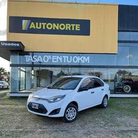 Ford Fiesta Max 1.6 12'