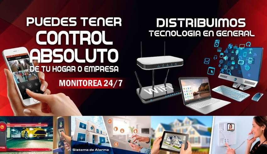 CCTV - SEGURIDAD ELECTRONICA A TU ALCANCE 0