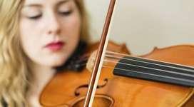 Clases de violín vacacionales