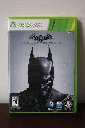 Juego Batman Arkham Origins - Xbox 360 Original