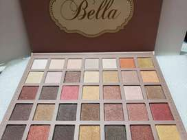 Paleta de sombras Beauty Creations (Bella)