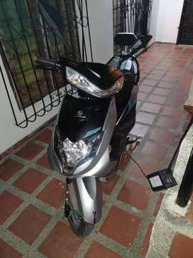 Moto eléctrica modelo 2020