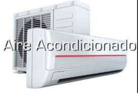 servicio profecional aire acondicionado