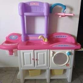 Centro de cuidados para muñecas