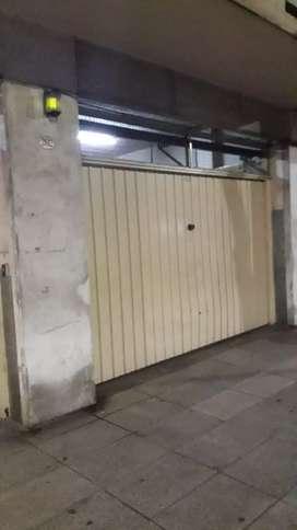 COCHERA FIJA EN EDIFICIO ALTO PALERMO RECOLETA
